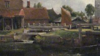Dedham Lock & Mill (Constable)