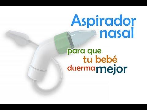 Aspirador nasal: para que tu bebe duerma mejor / PRUEBA EN VIVO