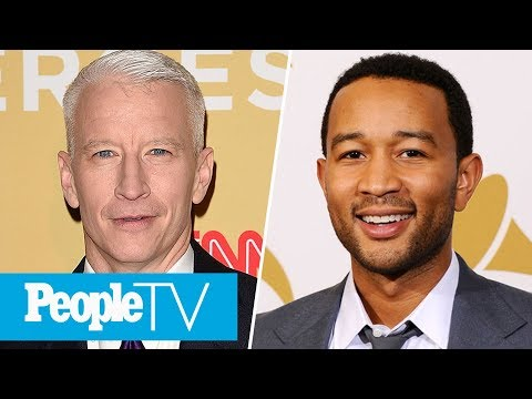 John Legend, Anderson Cooper & More Slam Trump For 'Racist' 'S–thole Countries' Comment   PeopleTV