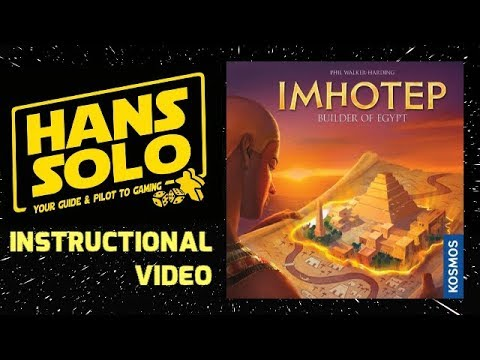 Hans Solo: Imhotep