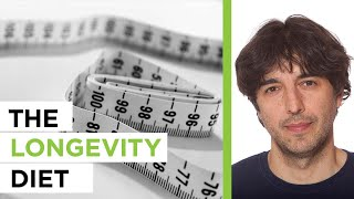 The Longevity Diet                                (food for thought -pun intended)