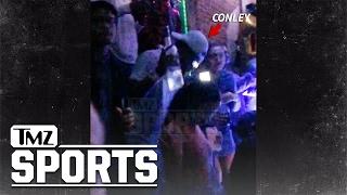 Gareon Conley Boozing at Nightclub Before Alleged Rape | TMZ Sports