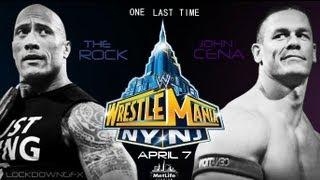 WWE Wrestlemania 29 Highlights ( PL )