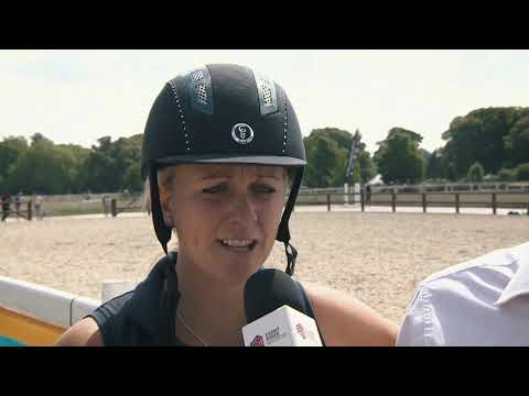 Day 1 Leg 4 Jardy Dressage Highlights Event Rider Masters 2019