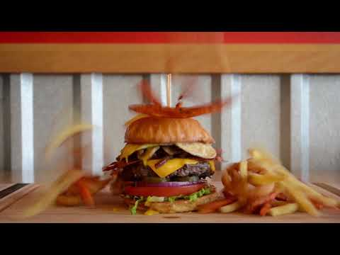 Commercial for Juicy Burgers