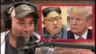 Joe Rogan on Trump & Kim Jong-Un's Meeting