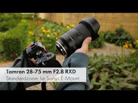 Tamron 28-75 mm f/2.8 Di III RXD   Vollformat-Standardzoom für Sony E-Mount im Test [Deutsch]
