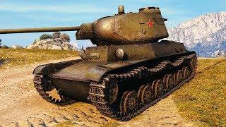 T-50-2 - 1 vs 7 - World of Tanks Gameplay