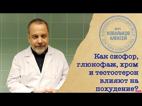 , title : 'Доктор Ковальков про сиофор, хром, корицу и тестостерон'