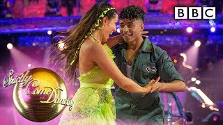 Karim And Amy Cha Cha Cha To 'If I Can't Have You' By Shawn Mendes | Week 1   BBC Strictly 2019
