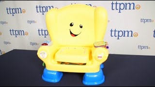 Laugh & Learn Smart Stages Chair from Fisher-Price