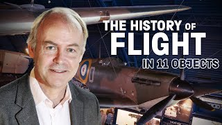 The history of aviation in 11 incredible objects