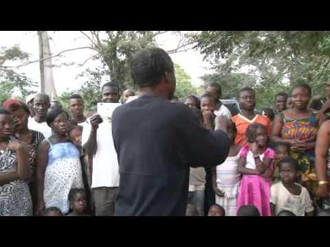 Cote d'ivoire: chanson wobè Oulaï Kayor