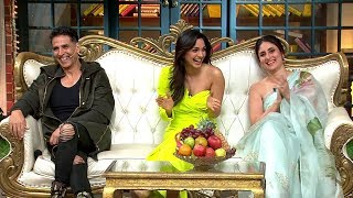 The Kapil Sharma Show - Good Newwz Part 1 | 🌟100th Episode Special🌟 | Akshay, Kareena, Diljit, Kiara