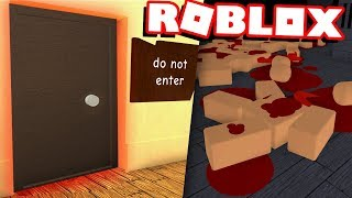 MY DISTURBING ROBLOX BASEMENT... (they found it)