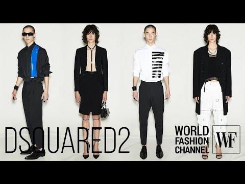 Dsquared2 spring-summer 2021 | Milan Fashion Week