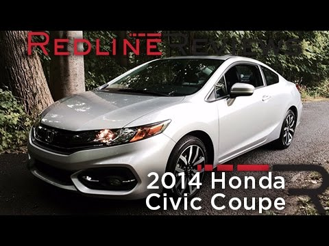 Car Review: 2014 Honda Civic Coupe