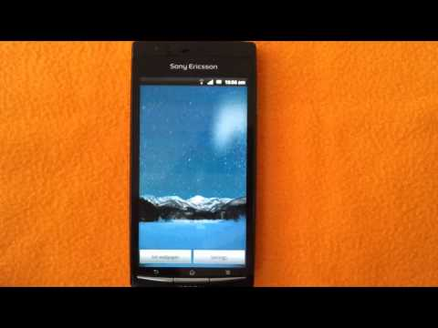Video of Nightfall Live Wallpaper