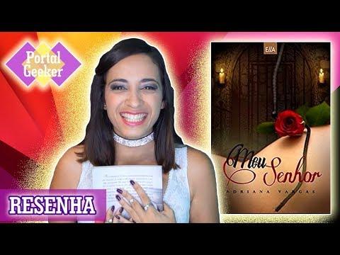 Resenha: Meu Senhor, de Adriana Vargas