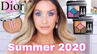 DIOR COLOR GAMES SUMMER 2020 MAKEUP COLLECTION REVIEW