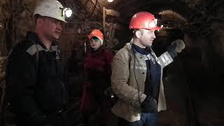 Североуральский бокситовый рудник 1 550 метров