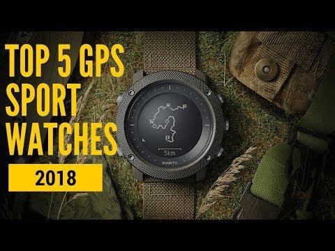 Best GPS Sport Watches 2018 – Top 5 List!
