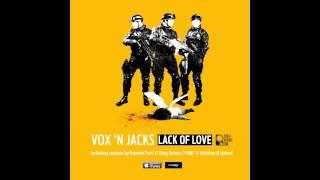 VOX 'N JACKS   'Lack Of Love' (2012)   KMF REMIX