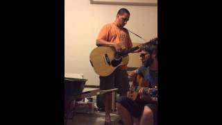 SOJA   Be with me now acoustic cover