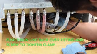 Cleaning Drain Lines