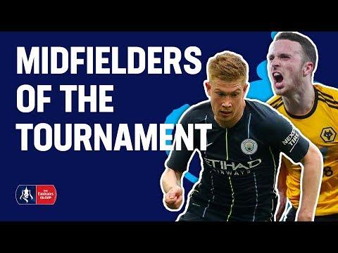 De Bruyne, Jota, Knockaert? Pick YOUR Midfielder of the Tournament | Emirates FA Cup 18/19