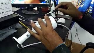 cctv camera flickering problem - TH-Clip