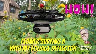 FPV Cinewhoop | Flower Surfing II | Insta360 GO2 | Minnesota