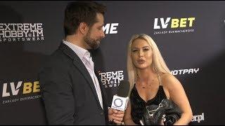 FAME MMA 3, Mała Ania z Warsaw Shore: Wolę jednak imprezować