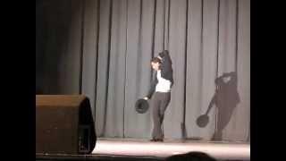 Yuri Bisse, Юрий Биссе, Dancing machine, 18.06.2012 г.