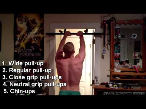 5x5 amazing pull up workout for beginners 100 pull ups steemit