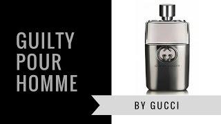 Parfum Guc ci guilty pour homme 90ml -Parfum pria original eropa murah