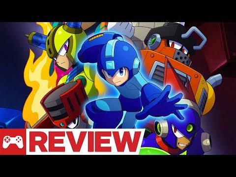 Trailer de Mega Man 11