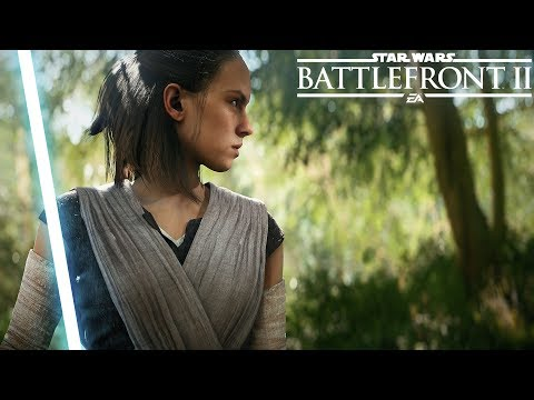 Commercial for Star Wars Battlefront II (2017 - present) (Television Commercial)