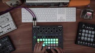 Novation Circuit - Video