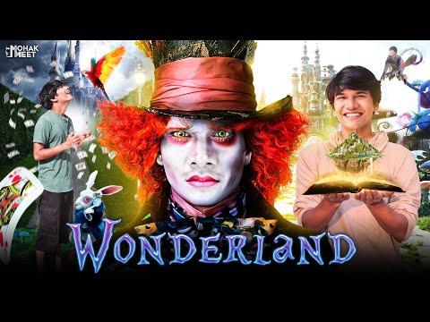 WONDERLAND : जादू की नगरी SHORT FILM | HINDI KAHANIYA | HINDI MORAL STORY | FAIRY TALES | MOHAK MEET