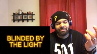 MANFRED MANNS EARTH BAND / BLINDED BY THE LIGHT-REACTION