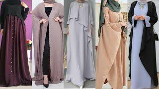 80 Best Abaya Designs For 2020||New Dubai Abaya Styles