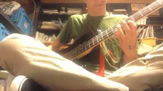 Culture Revolution-Anti Flag bass cover