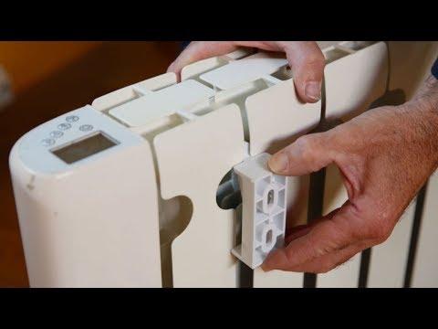 Soportes para radiador - Bricomanía