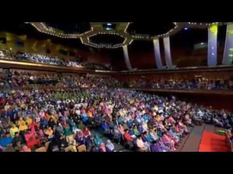 International Qur'anic recitation competition 2017 in Malaysia