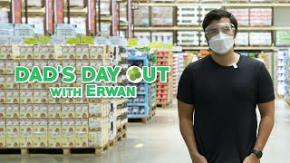 Erwan Dad's Day Out