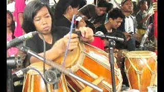 LEWUNG (Kendang Wanita) - JATHILAN MELATI - Trance HORSE DANCE Kuda Lumping Kesurupan [HD]