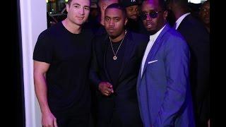 Puff Daddy Hosts Rockwell Miami