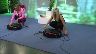 newgen medicals Vibrations-Trainer, vertikal und horizontal schwingend
