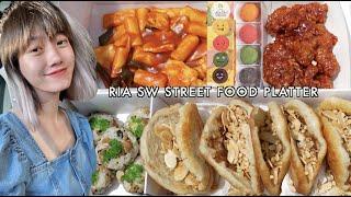 RIA SW STREET FOOD PLATTER